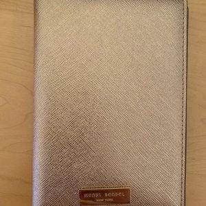 Henri bendel wear 57th  passport cover